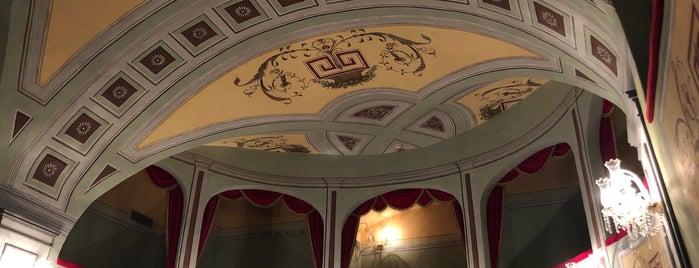 Teatro Donnafugata is one of Best of Ragusa, Sicily.