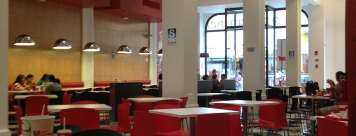 KFC Casa Welsch is one of Emilio : понравившиеся места.