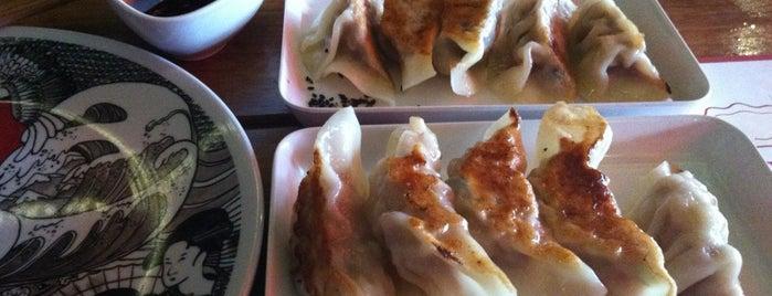 Harajuku Gyoza is one of Orte, die FoodMeUpScotty gefallen.