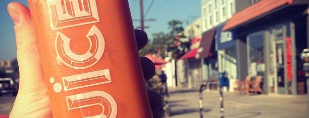 The Juice is one of New LA neighborhood!.