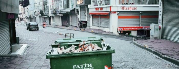 Emin Sinan is one of İstanbul | Fatih İlçesi Mahalleleri.