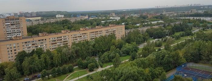 Северный административный округ is one of สถานที่ที่ Станислав ถูกใจ.