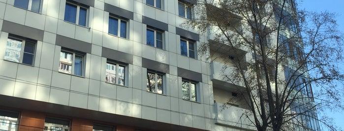 МФЦ района Лосиноостровский is one of Москва, где я была #2.