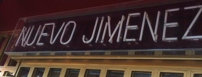 Nuevo Jimenez is one of Ricas Ensaladillas Rusas.