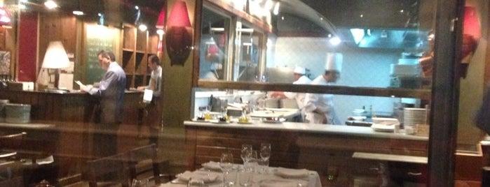 Restaurante Barceloneta is one of Restaurantes discretos, que permiten conversar.