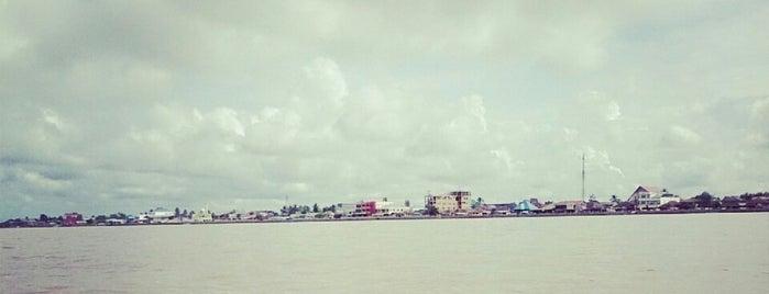 Tanjung Selor is one of Ibukota Provinsi di Indonesia.