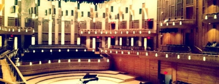 The Music Center at Strathmore is one of DC Bucket List 2.