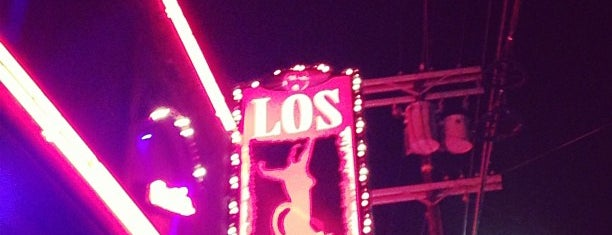 Club Los Globos is one of Los Angeles.