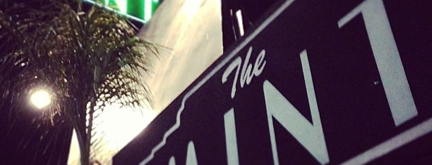 The Mint is one of Music in LA.