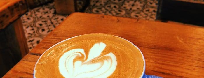 Optimistic Coffee is one of Manhattan 2.