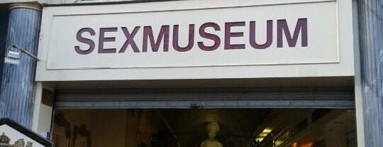 Sexmuseum is one of Amsterdam.