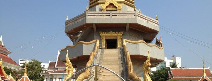 Wat Phothisomphon is one of เลย, หนองบัวลำภู, อุดร, หนองคาย.