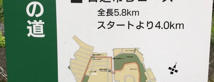 香久山テニスコート is one of East Nagoya.