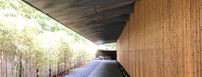 Nezu Museum is one of Japan. Places.