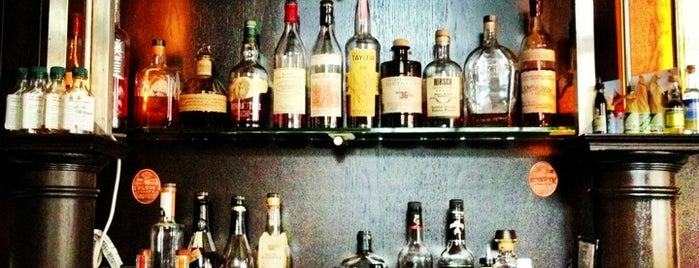 Village Whiskey is one of Foobooz Best 50 Bars in Philadelphia 2012.