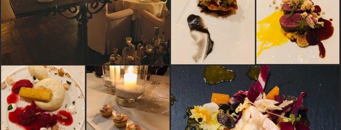 Lampart's Art Of Dining is one of Haute Cuisine Internat.
