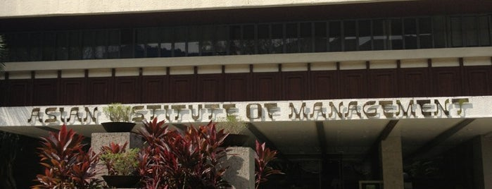 Asian Institute of Management is one of All-time favorites in Philippines.