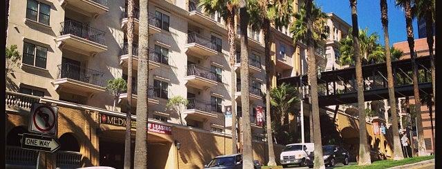 Medici Apartments is one of California Memories 🌴☀️🏄🇺🇸.