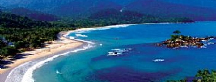 Praia de Castelhanos is one of Viagens.
