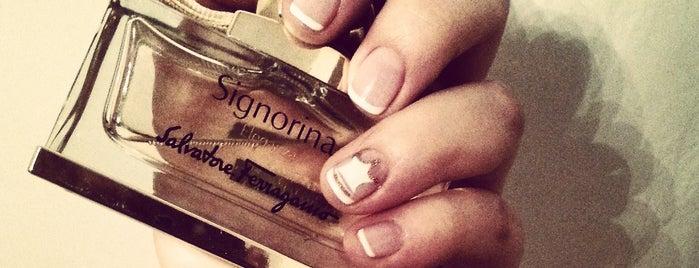 Nails Dream Studio💅 is one of สถานที่ที่ Ksenia ถูกใจ.