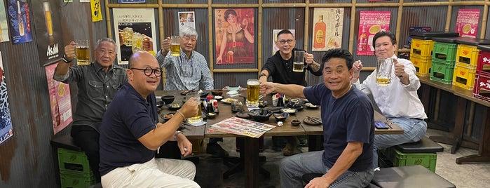 Kenshin Izakaya is one of Bangkok.