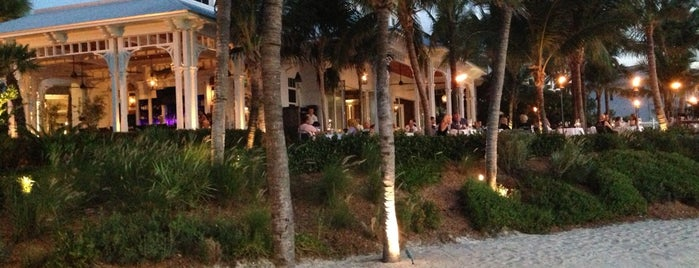 Latitudes Restaurant is one of USA Key West.