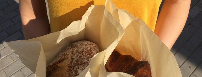Brø Bakery is one of Feed me Minsk.