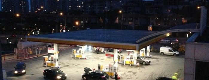 Shell is one of Locais curtidos por Rıdvan.