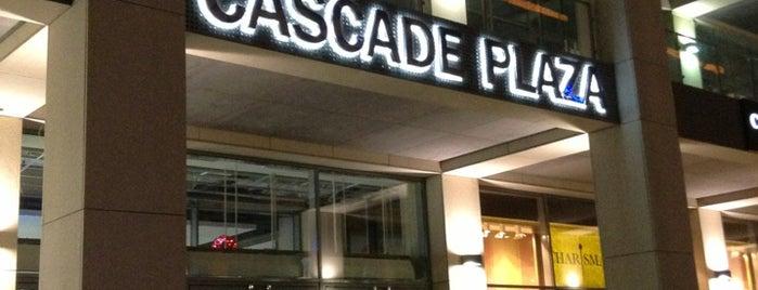 Cascade Plaza is one of Катерина 님이 저장한 장소.