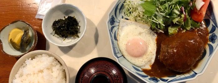 カフェ&鉄板レストラン 藤川 is one of Masahiro : понравившиеся места.
