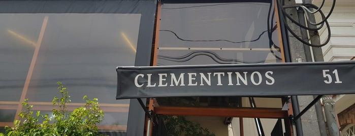 Clementinos Espaço Gastronômico is one of Fábio : понравившиеся места.