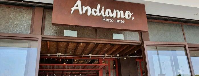 Andiamo is one of 🌆 SP - restaurantes (outros).