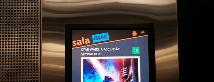Sala IMAX is one of Lugares favoritos de Mariana.