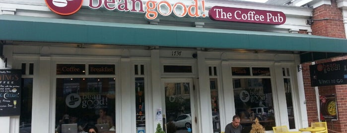 BeanGood: The Coffee Pub is one of Coffeehouses and Bakeries.