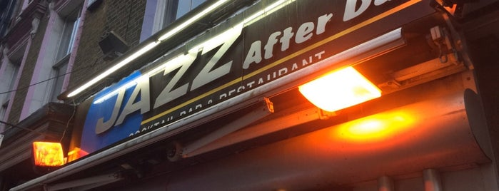 After Dark Jazz Bar is one of Blue Note ( Worldwide ).