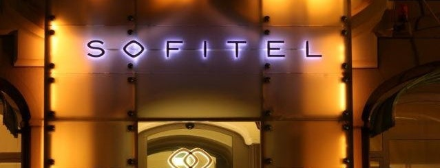 Sofitel Berlin Gendarmenmarkt is one of Europa 2014.