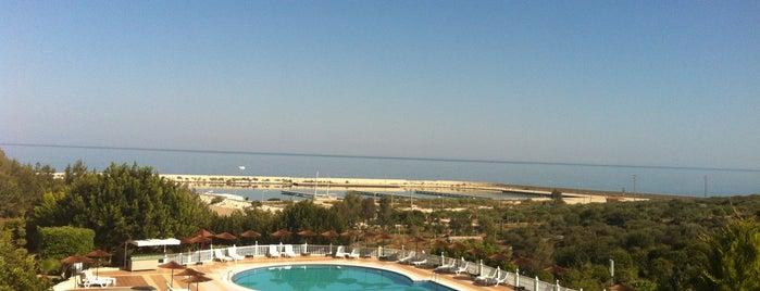 Olbios Marina Resort Hotel is one of Turkiye Hotels.