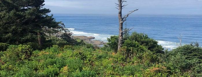Cape Perpetua Scenic Area is one of Oregon.