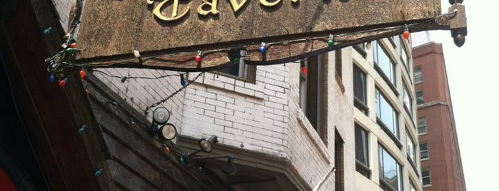 Pippin's Tavern is one of Chicago.
