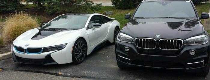 BMW Cleveland is one of Locais curtidos por Coleen.