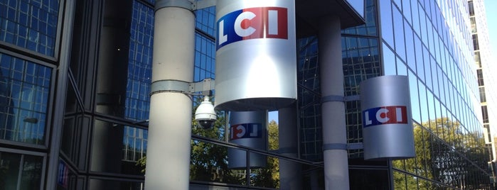 LCI is one of Chaînes TV.