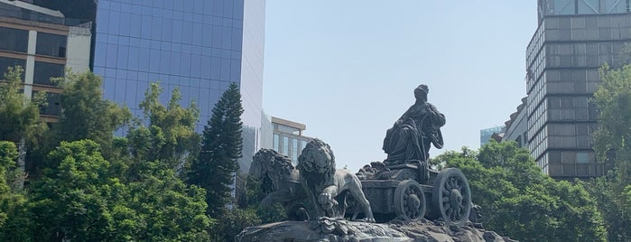 Fuente De Cibeles is one of Mexico City: Things to do.