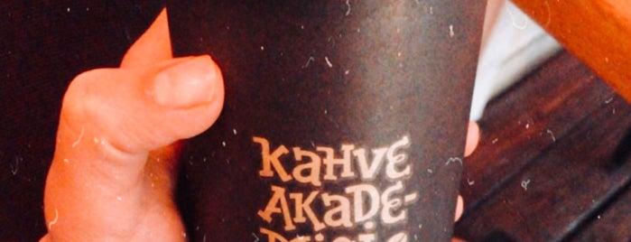 Kahve Akademisi is one of Ankara.