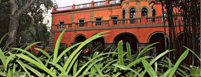 Ex Hacienda San Pablo de Enmedio is one of lugares interesantes.
