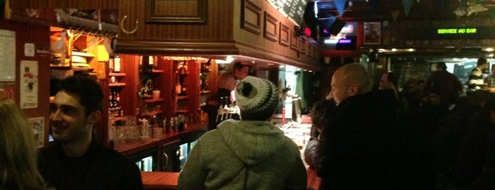 Kelly's Irish Pub is one of Pubs in Lyon.