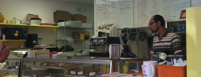 Groovy Duck Bakery is one of Raleigh Favorites.