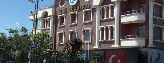 Ülkü Ocakları Genel Merkezi is one of Gespeicherte Orte von Büşra.