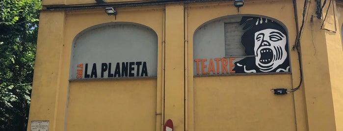 Sala La Planeta is one of girona I.