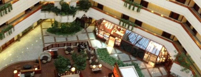 Rahat Palace Hotel is one of Geziyorum Dünya Işte.