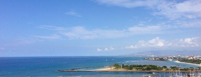 Waikīkī is one of Hawaii 2014 LenTom.